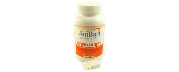 AmBari Nutrition Nitro Burst Review
