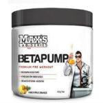 MAX'S Lab Series BetaPump Review 615