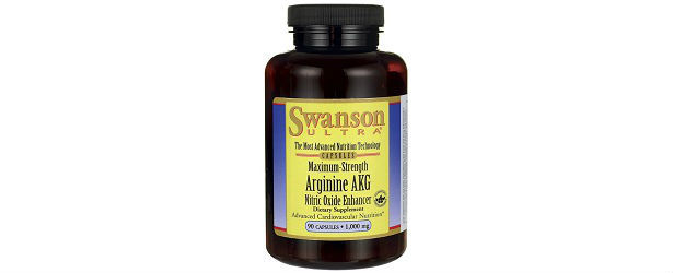 Maximum Strength Arginine AKG Nitric Oxide Enhancer Review