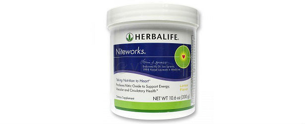 Niteworks Herbalife Nutrition Review