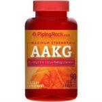 Piping Rock Maximum Strength Arginine AAKG Review 615