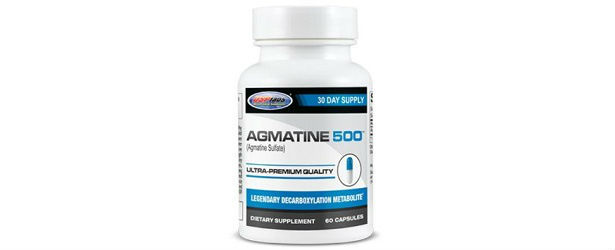 Agmantinesupplement.org USPLabs Agmatine 500 Review