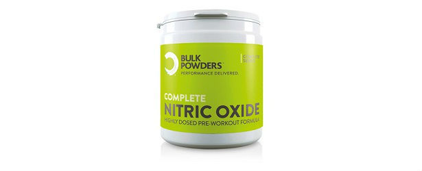 BULK POWDERS Complete Nitric Oxide Review