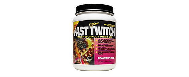 Cyto Sport Fast Twitch Power Punch Review 615