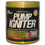 Top Secret Nutrition Pump Igniter Review 615