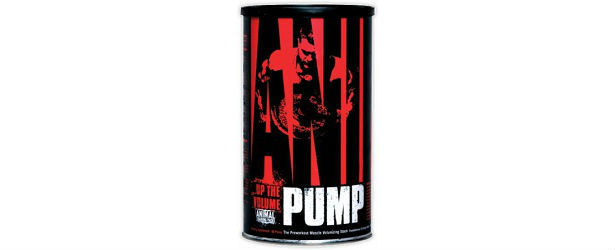 Universal Nutrition Animal Line Animal Pump Review