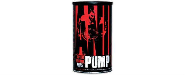 Universal Nutrition Animal Line Animal Pump Review 615