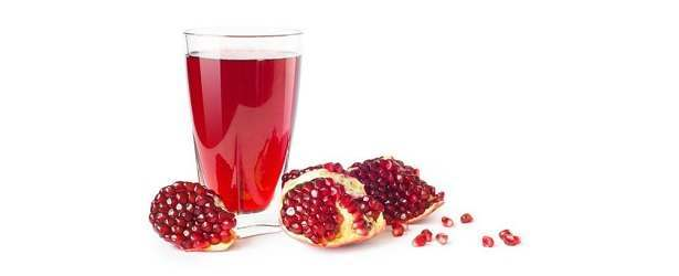 Pomegranate Juice & Nitric Oxide Levels