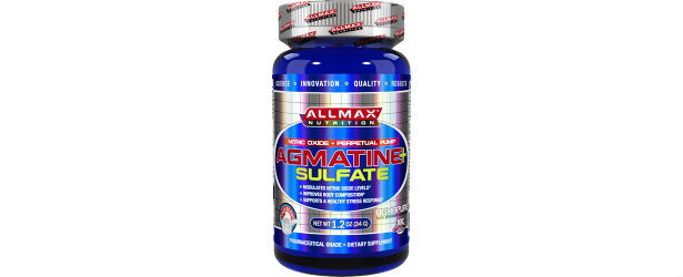 Agmatine Sulphate Supplement Review